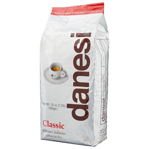 Кофе в зернах Danesi Classic