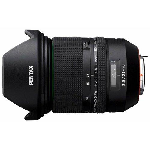 Фото - Объектив Pentax D FA 24-70mm f объектив