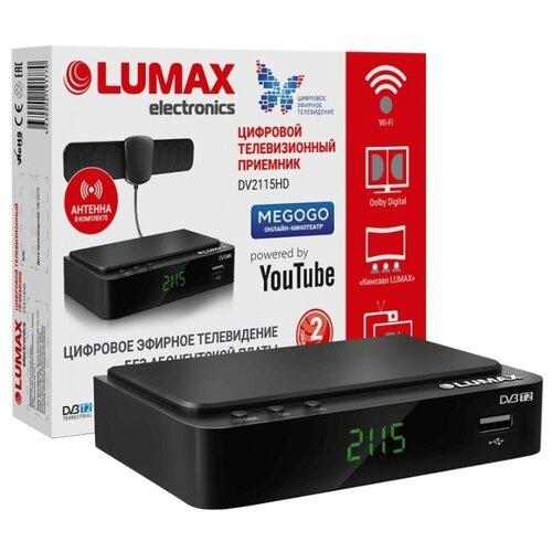 TV-тюнер LUMAX DV-2115HD lumax dv 2115hd