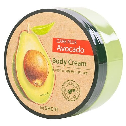 Крем для тела The Saem Care медовый крем the saem care plus honey facial cream