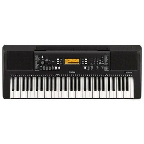 Синтезатор YAMAHA PSR-E363 синтезатор yamaha psr ew300 black