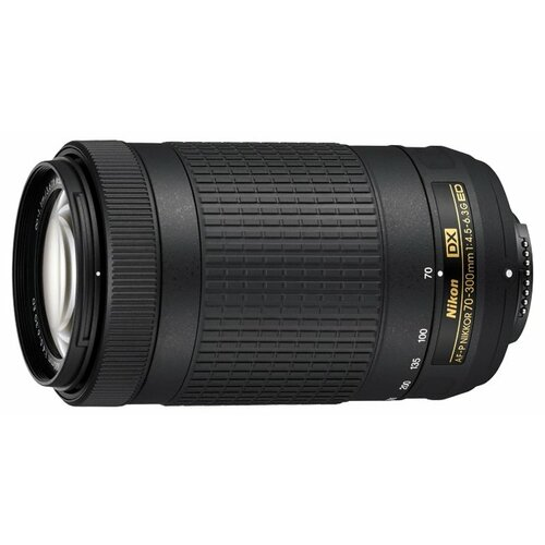 Фото - Объектив Nikon 70-300mm f объектив