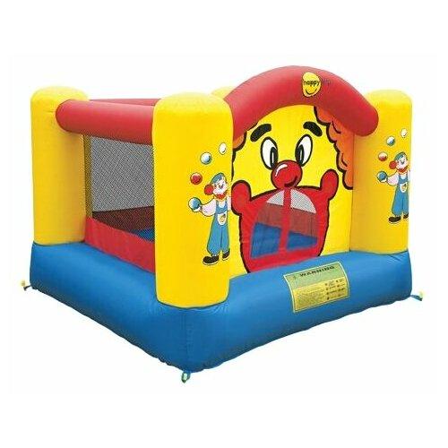 Надувной комплекс Happy Hop happy hop надувной батут клоун 9304y