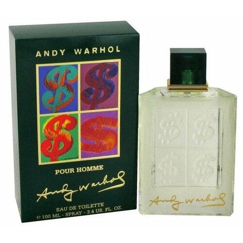 Туалетная вода Andy Warhol Andy andy mckee saarlouis