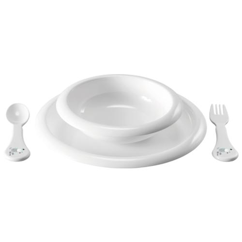 Комплект посуды Bebe-Jou Dinner организация и хранение bebe jou bebe jou корзинка