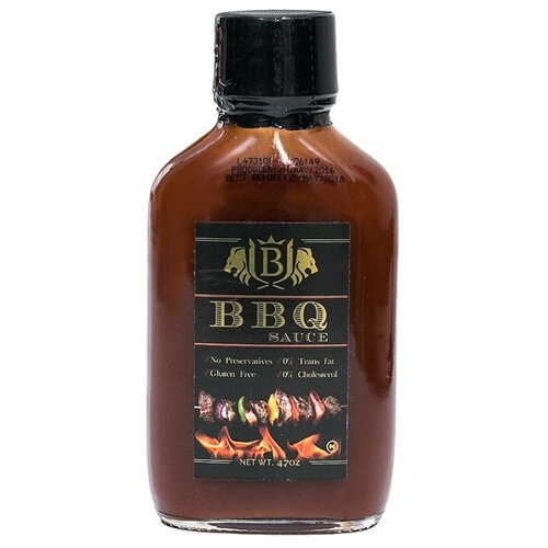 remia smokin jones bbq соус с чесноком 450 мл Соус B-Sauce BBQ 250 мл