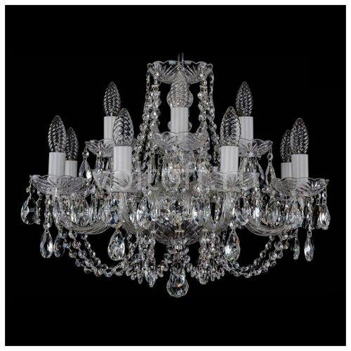 Bohemia Ivele Crystal 1406 8 подвесная люстра bohemia ivele 1406 8 195 ni leafs