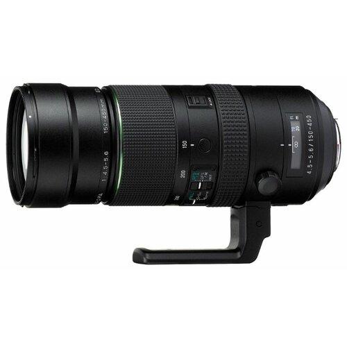 Фото - Объектив Pentax D FA 150-450mm объектив