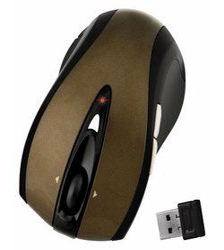 Мышь GIGABYTE GM-M7800 Brown USB