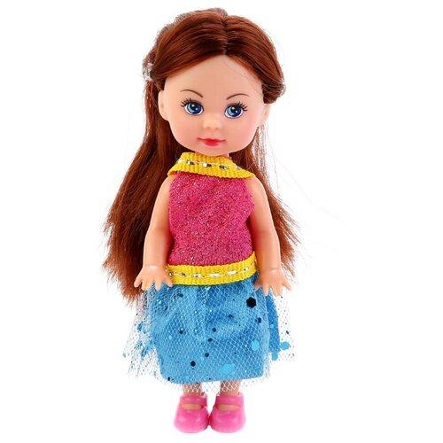 Кукла Карапуз Машенька в модной