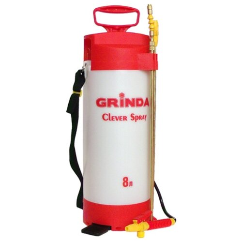 Опрыскиватель GRINDA Clever опрыскиватель grinda clever spray 5л 8 425155 z01