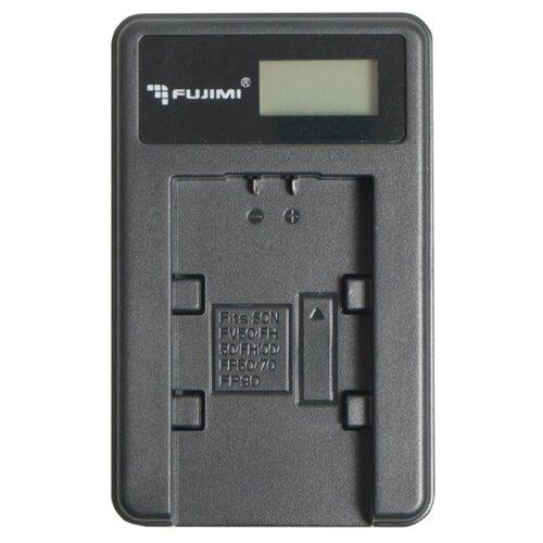 Фото - Зарядное устройство FUJIMI зарядное устройство яркий луч lc 15