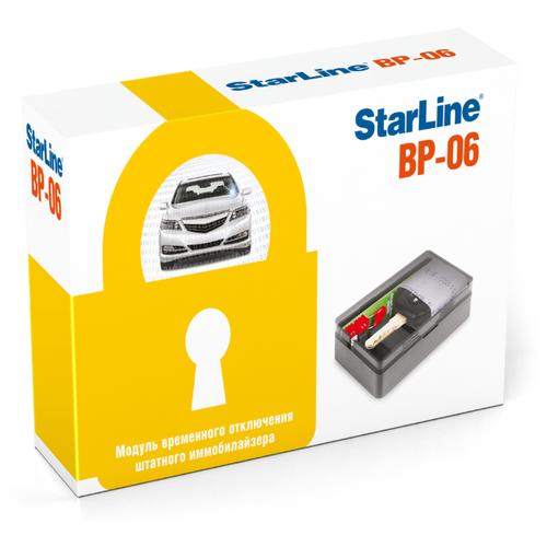 Модуль обхода StarLine BP-06 модуль starline gsm6 мастер