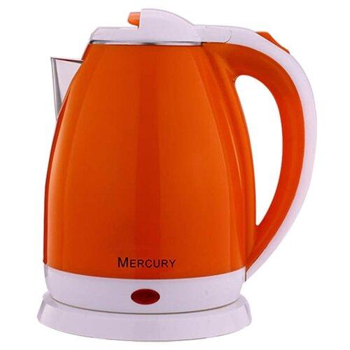 Чайник Mercury MC-6726 6727 чайник эмалированный mercury mc 7547