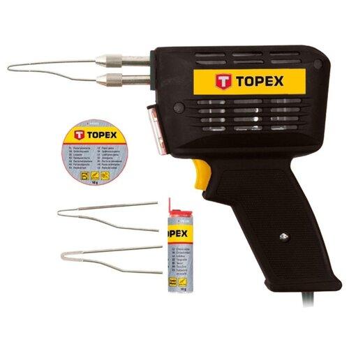 Импульсный паяльник TOPEX головка topex 38d717