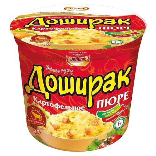 Doshirak Картофельное пюре со