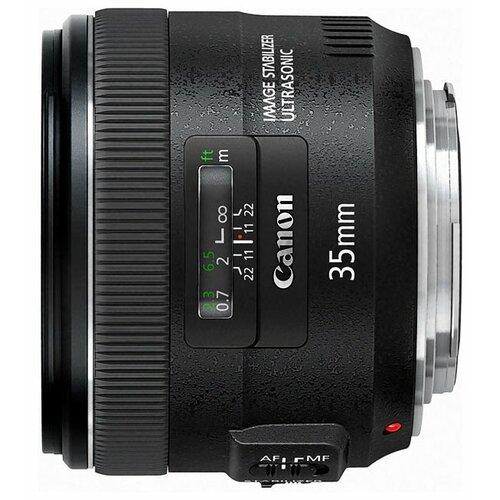 Фото - Объектив Canon EF 35mm f 2 IS USM объектив canon ef 24 105 mm f4 0 l is ii usm