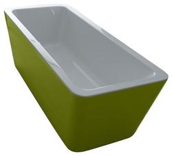 Ванна kolpa Eroica FS 180x80 Color акрил