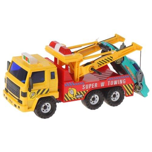 Набор машин Daesung Toys 804 daesung 804 дайсунг машина эвакуатор