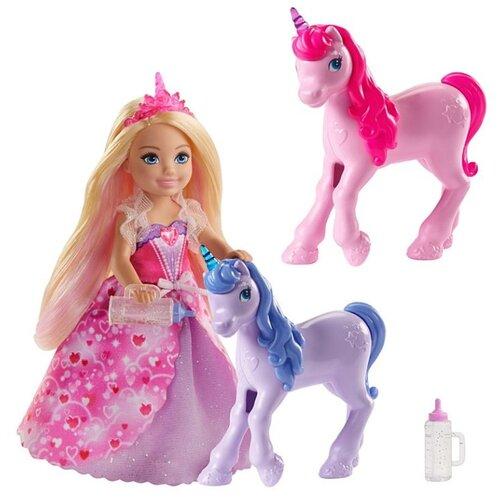 Кукла Barbie Dreamtopia Челси с