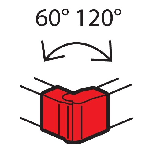 Угол внешний для настенного угол legrand внешний 75х20мм 30302