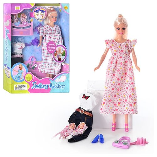 Кукла Defa Lucy Будущая мама 29