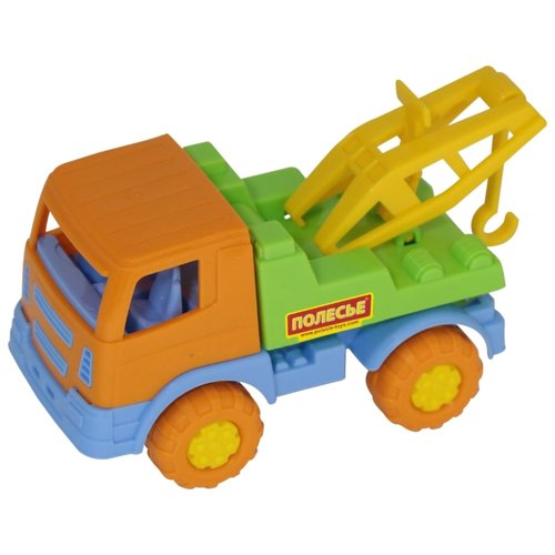 Фото - Эвакуатор Полесье Салют 8960 22 полесье набор игрушек для песочницы 468 цвет в ассортименте