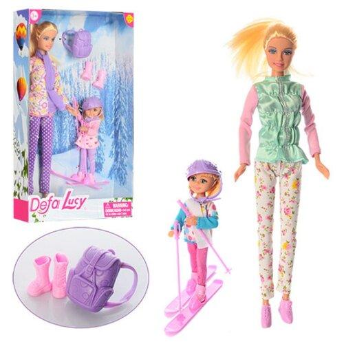 Кукла Defa Lucy Зимний спорт 29