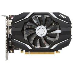 MSI GeForce GTX 1050 Ti 1341Mhz PCI-E