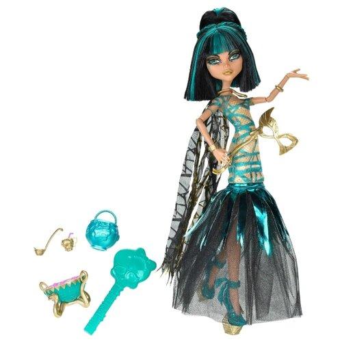 Кукла Monster High Маскарад кукла monster high скелита