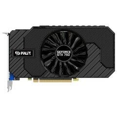 Palit GeForce GTX 750 1087Mhz PCI-E 3.0