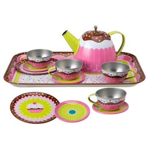 Набор посуды Alex Yummy Tin Tea