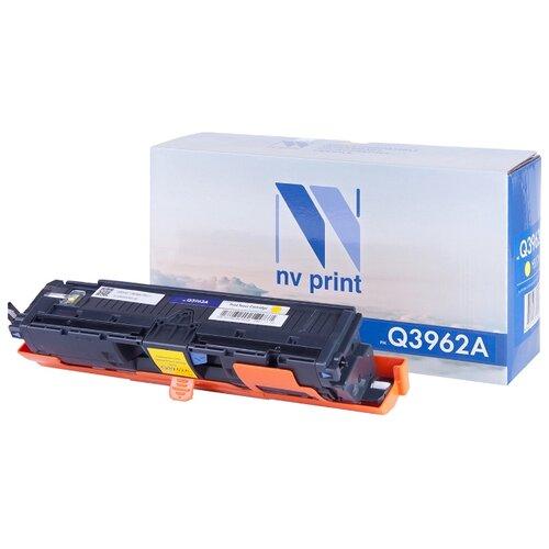 Фото - Картридж NV Print Q3962A для HP картридж nv print q7581a для hp