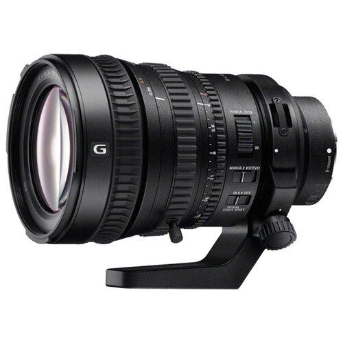 Фото - Объектив Sony FE PZ 28-135mm f объектив
