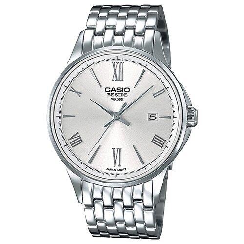 Наручные часы CASIO BEM-126D-7A casio casio bem 100sg 7a