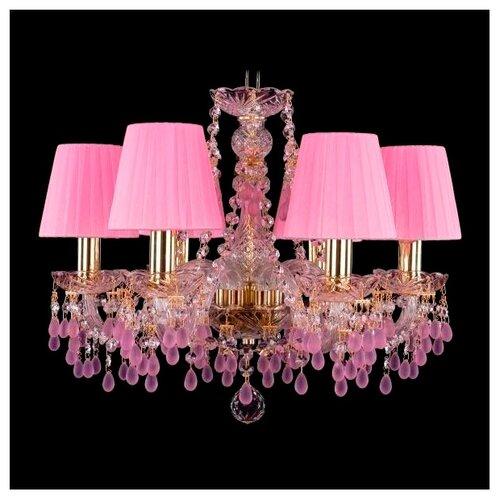 Bohemia Ivele Crystal 1410 8 bohemia ivele crystal подвесной светильник bohemia ivele crystal 1950 25 ni sh21