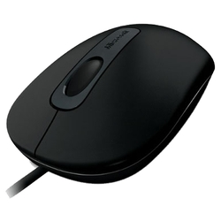 Мышь Microsoft Mouse Optical 100 Black USB