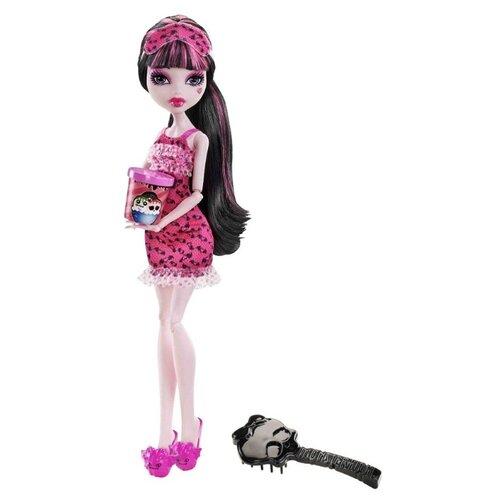 Фото - Кукла Monster High Пижамная кукла элль иди boo york monster high