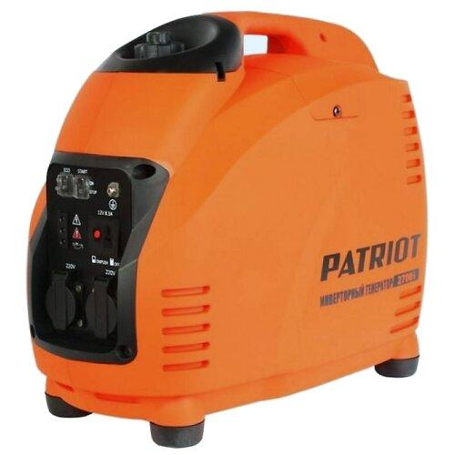 Бензиновая электростанция бензиновая электростанция patriot gp 7210le