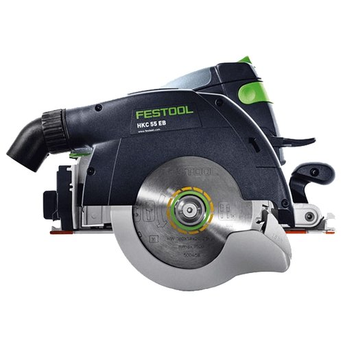 Дисковая пила Festool HKC 55 пила дисковая makita hs7100k