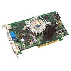 Inno3D GeForce 7600 GT 560Mhz AGP 256Mb