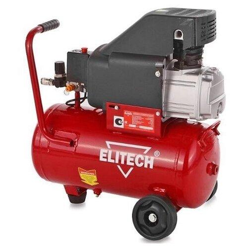 Компрессор ELITECH КПМ 200 24+5К компрессор масляный elitech кпм 360 25