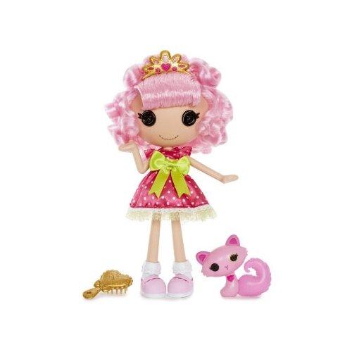 Кукла Lalaloopsy Сияющая кукла lalaloopsy mini веселый спорт 4 529507
