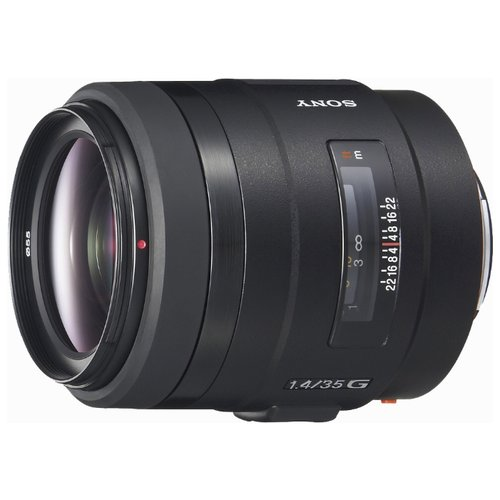 Фото - Объектив Sony 35mm f 1.4G объектив
