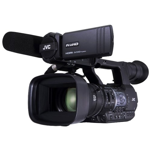Фото - Видеокамера JVC GY-HM660E видеокамера