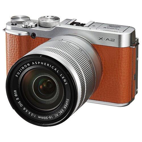 Фото - Фотоаппарат Fujifilm X-A2 Kit фотоаппарат fujifilm x t2 kit