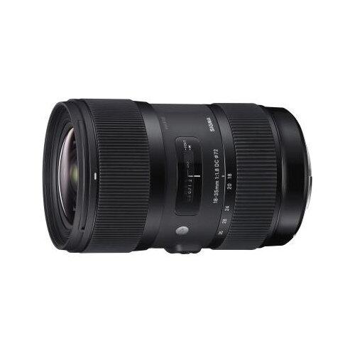 Фото - Объектив Sigma AF 18-35mm f 1.8 объектив
