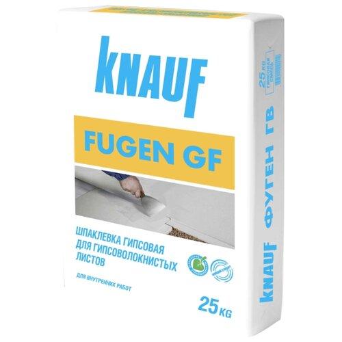 Шпатлевка KNAUF Fugen GF лента уплотнительная knauf дихтунгсбанд 30 мм x 30 п м