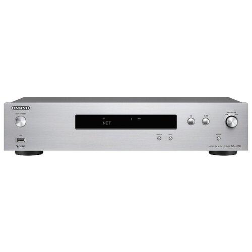 Сетевой аудиоплеер Onkyo NS-6130 сетевой проигрыватель onkyo ns 6130 silver