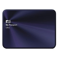 Western Digital My Passport Ultra Metal Edition 2
